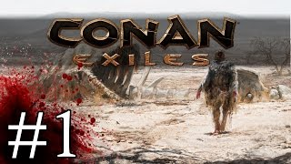Conan Exiles - Floobityland - Let's Play Conan Exiles Gameplay