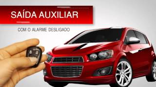 Alarme Automotivo Taramps TW20 G2