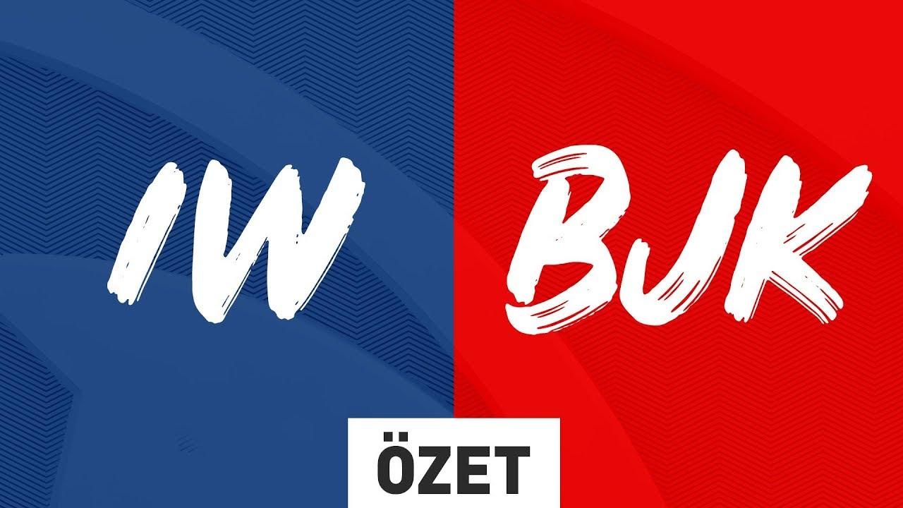 İstanbul Wildcats ( IW ) vs Beşiktaş ( BJK ) Maç Özeti | 2019 Yaz Mevsimi 8. Hafta