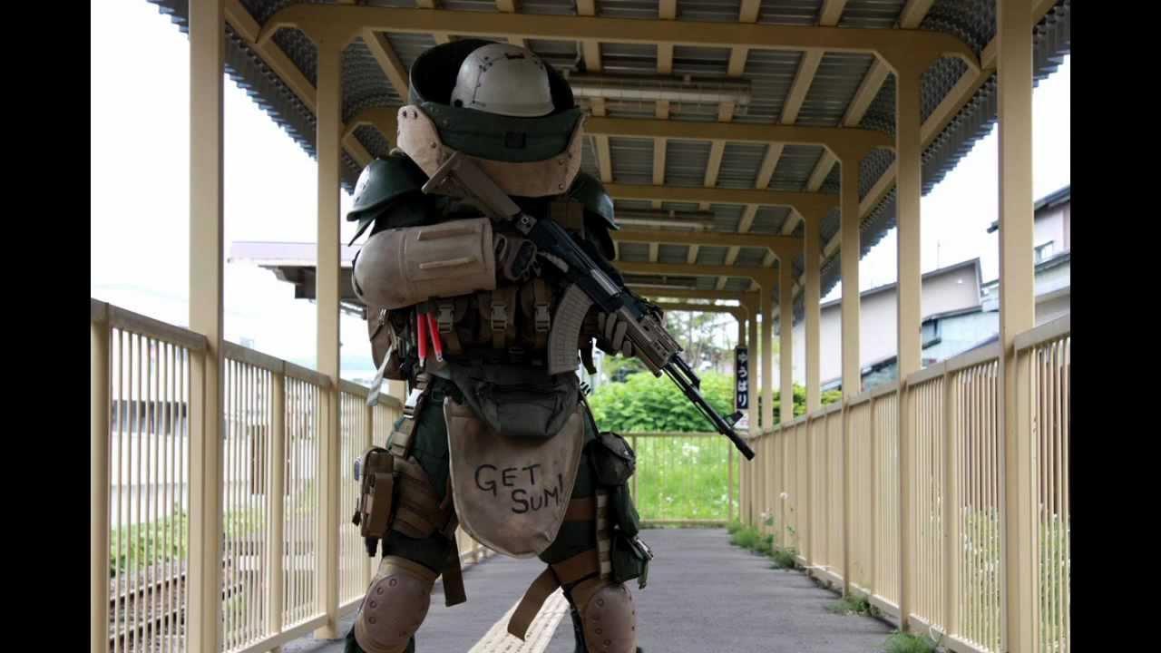 【CoD MW2】ジャガーノート コスプレ 2nd 【Juggernaut】 , YouTube
