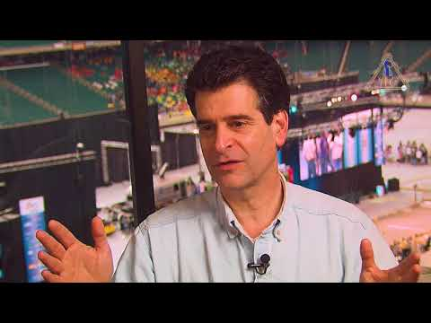 Dean Kamen Interview on F.I.R.S.T. Robotics