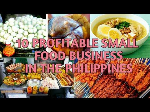 10 Profitable Small Food Business Ideas