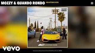 Mozzy, Quando Rondo - Heartbroken (Audio)