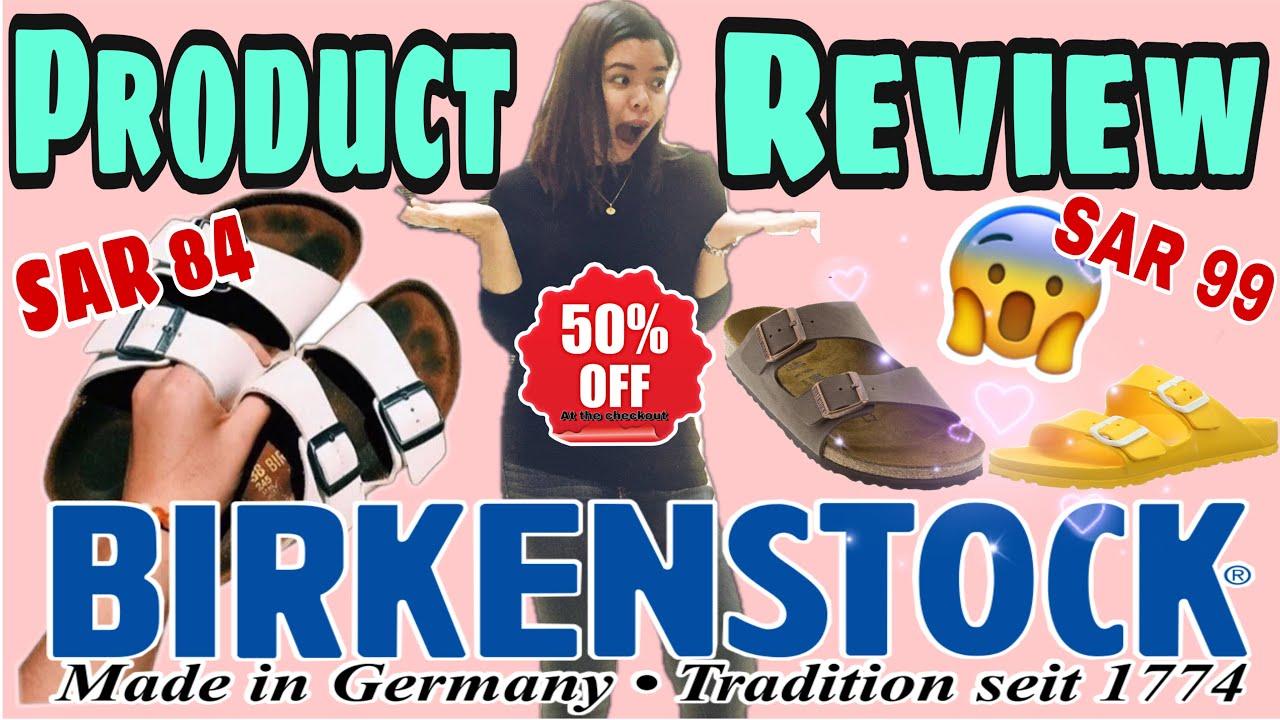 BIRKENSTOCK FOOTWEAR REVIEW | 6TH STREET | ONLINE SHOP | Honest Review