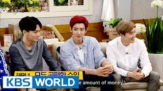"Chanyeol's Nickname is ""3 Minutes and 1 Second""  [Happy Together/2016.07.14]"