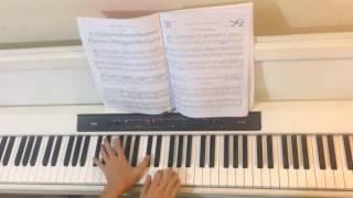 Cảm mến ân tình Piano hay