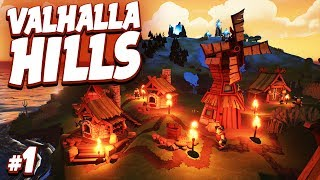 let's Play Valhalla Hills Gameplay Part 1 - THE ROAD TO VALHALLA Valhalla Hills Playthrough