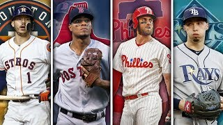 Best Mlb Player From Each Jersey Number