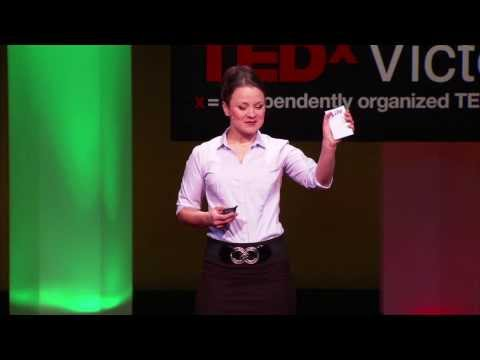The Power to Question: Tiffany Poirier at TEDxVictoria 2013