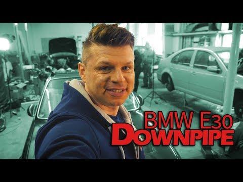 WIG TIG Downpipe schweißen, zu Besuch bei HLC Media. BMW Turbo Umbau.
