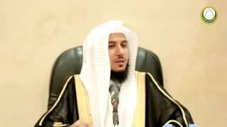العشرة المبشرون بالجنة  13  عثمان بن عفان 1 الشيخ إبراهيم الزبيدي
