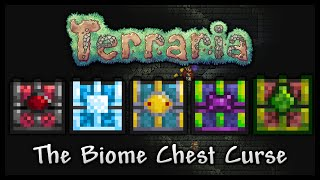 Terraria 1.3 || The Curse On The Biome Chests