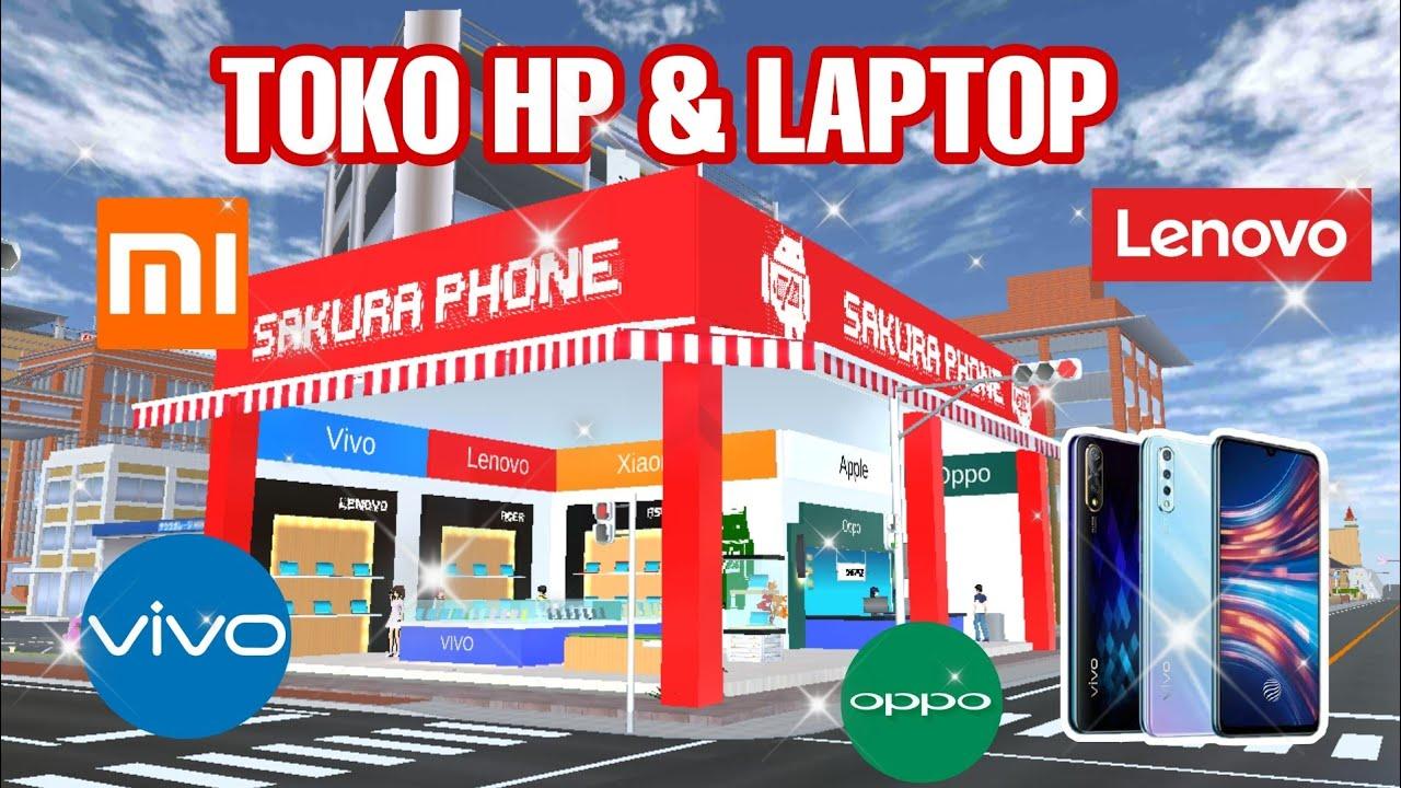 Download REVIEW TOKO HP AESTETIC   Sakura School Simulator