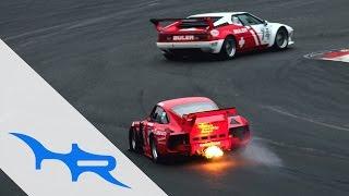 Best of AVD Oldtimer Grand Prix at Nürburgring 2015 (Best Sounds)