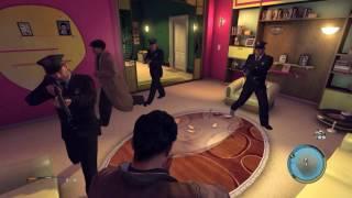Mafia 2 - Прикол, копы в доме! УГАР!