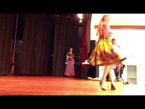 San Leandro, CA Russian dance music school assembly