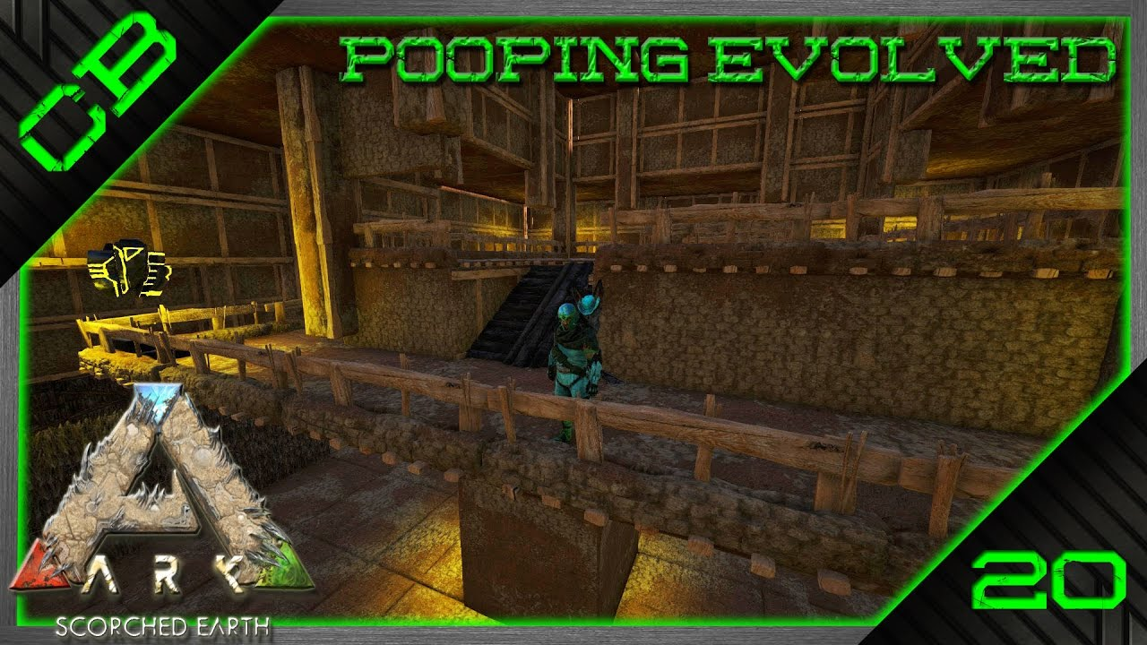 Ark scorched earth building a chandelier ep20 youtube arubaitofo Choice Image