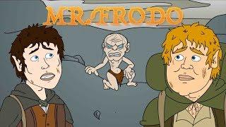 Mr.Frodo - (Mr.Sandman Parody)