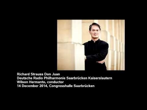 Wilson Hermanto: Richard Strauss Don Juan
