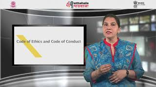 Code of conduct of teachers and professional ethics
