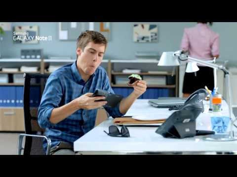 Samsung Galaxy Note II Advertisement Song (Extended Version)