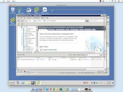 Avamar VMImage Backup