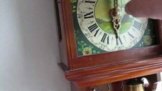 Warmink Dutch Friese Tailed Wall Clock For Sale On Ebay Uk.