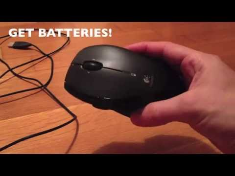 How to Install a Wireless Mouse to a Laptop/PC [HD] - YouTube