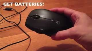 How to Install a Wireless Mouse to a Laptop/PC [HD]