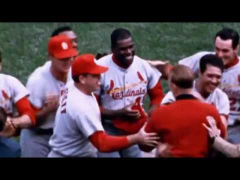 Major League Baseball History on CBS 1990 theme