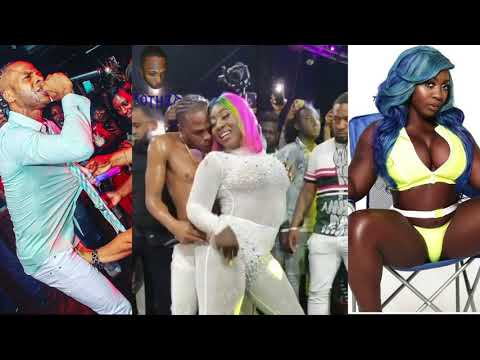 Spice Panty Got Wet | Dexta Daps Had Her Weak | Twerk On Fire