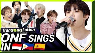 K-POP STARS sing in THREE Languages