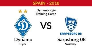 Sarpsborg 08 FF vs Dynamo Kyiv full match