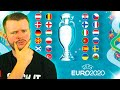 WHO WILL WIN EURO 2020? PREDICTING WHO WILL ADVANCE AND I DON'T FANCY ENGLAND! WATCH WHY...