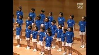 童謡メドレー 唱歌 「あしたをつくる うた」 ひばり児童合唱団 創立70周年記念公演 43 曲目 chorus メドレー