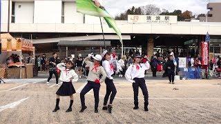 2018年12月16日(日)、岐阜県瑞浪市で開催された「バサラカーニバル」(瑞...