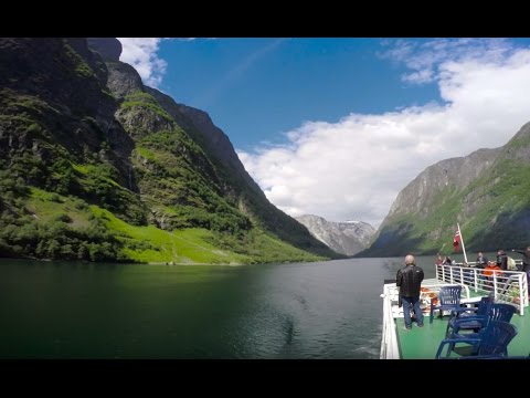 My Trip to Iceland and Norway, June 2016