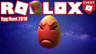 How to get the Egg Off - Grudge - Roblox Egg Hunt 2019 GUIDE