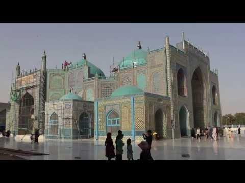 Τέμενος Hazrat Ali, Mazar-e Sharif, Afghanistan
