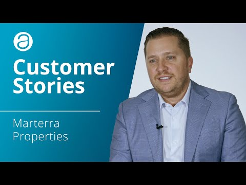 AppFolio Investment Management Customer Stories – Marterra Properties