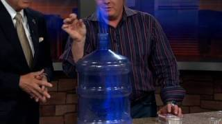 Whoosh Bottle - Cool Science Experiment