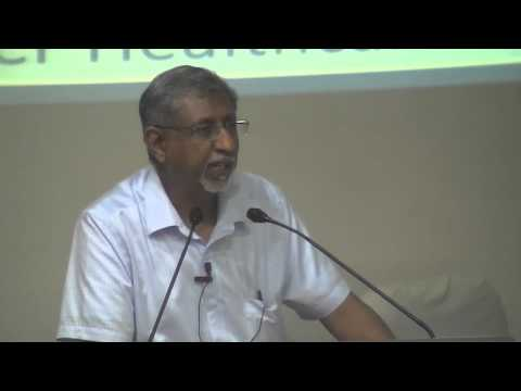 IITMadras IAR  Leadership  Lecture Series - Mr Prakash Keshviah