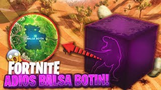 🔴 THE ALENIGENA CUBE GOES ON THE WAY TO BALSA BUTTON! LIVE CUBE MOVEMENT! FORTNITE