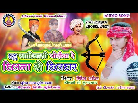 rikesh-patel//hamu-adivasi-poriya-re-dil-na-se-dildar//9-th-august-special-song-new-dj-timli-2019