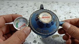 Kenapa  regulator gas bisa otomatis#apa saja isi dalamnya,Unboxing