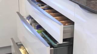 Video Rotpunkt Lucido White High Gloss Kitchen - Medstead, Hampshire - Beau-Port Kitchens download MP3, 3GP, MP4, WEBM, AVI, FLV Agustus 2018
