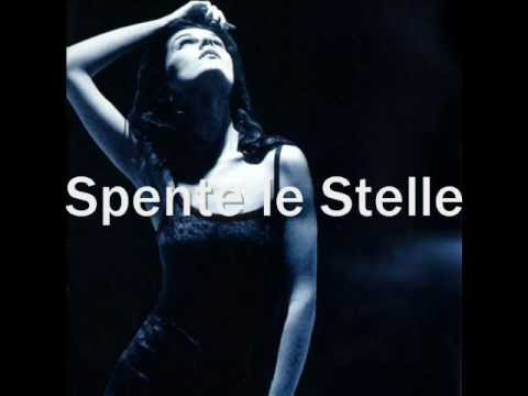 Emma Shapplin- Spente Le Stelle (Lyrics)