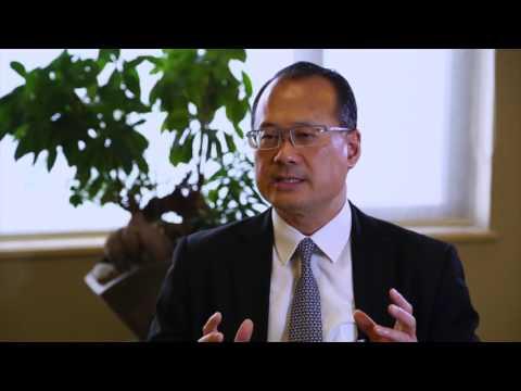 Jonathan Choi Koon-shum, honorary chairman of the Hong Kong Chinese General Chamber of Commerce
