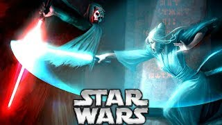The FIRST Time the Jedi Met the Sith - Star Wars Explained