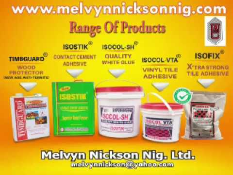 Melvyn Nickson Nigeria Ltd